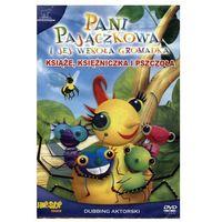 Bajka DVD Pani Pajączkowa i jej wesoła gromadka. Książę, księżniczka i pszczoła