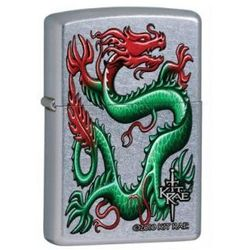 Zapalniczka  kit rae green dragon 28004 od producenta Zippo