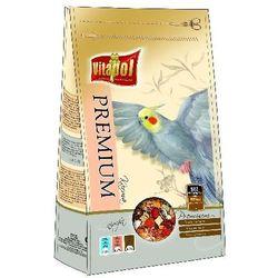 Vitapol  premium pokarm dla nimfy 1kg w folii, kategoria: pokarmy dla ptaków