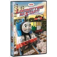 Tomek i Przyjaciele: Lokomotywki na start. DVD z kategorii Filmy animowane