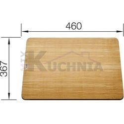 Deska do krojenia BLANCO 367x460mm Drewno jesionowe (229411)