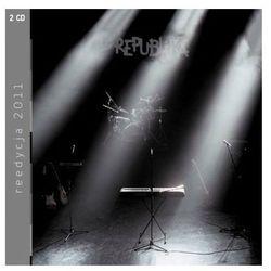 REPUBLIKA - REPUBLIKA (DIGIPACK) (REEDYCJA) - Album 2 płytowy (CD) (metal)