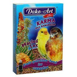 maciuś - pełnowartościowy pokarm dla kanarków 500g marki Dako-art