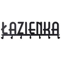 Wieszak łazienka 49 cm marki Dekoracjadomu.pl