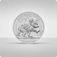 Australijska Koala 1 kg srebra