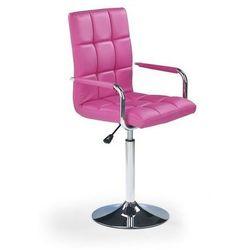 Halmar Krzesło dziecięce gonzo różowy