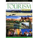 English for international tourism upper intermediate Coursebook + DVD, oprawa miękka