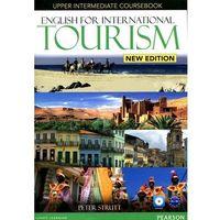 English for international tourism upper intermediate Coursebook + DVD