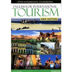 English for international tourism upper intermediate Coursebook + DVD, książka z kategorii Nauka języka