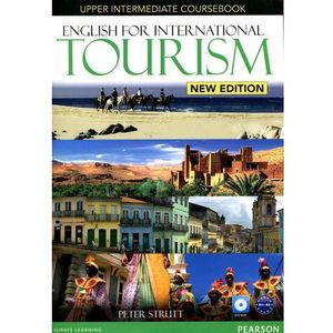 English for international tourism upper intermediate Coursebook + DVD, oprawa miękka