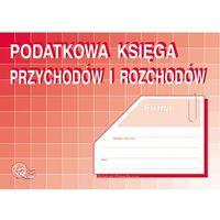 Podatkowa księga przychodów i rozchodów Michalczyk&Prokop K3 - A5
