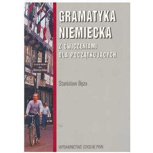 Gramatyka Niemiecka Z Ćwiczeniami Dla Początkujących (376 str.)