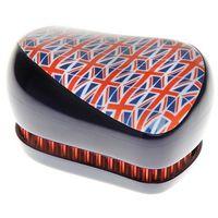 Tangle Teezer Compact Styler Cool Britania szczotka do włosów (5060173375058)