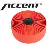 610-11-053_ACC Owijka na kierownicę Accent AC-Tape 2szt.x 2m, czerwona