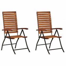 Zestaw krzeseł ogrodowych - Dolter
