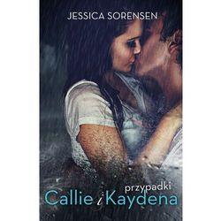 Przypadki Callie i Kaydena - Dostawa zamówienia do jednej ze 170 księgarni Matras za DARMO, książka z ISBN