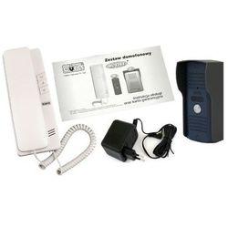DOMOFON ''EURA'' ADP-42A3 1-rodzinny z małogabarytową kasetą zewnętrzną