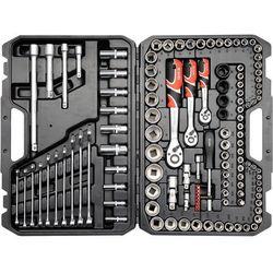 Zestaw narzędziowy YATO YT-38801 XL (120 elementów)