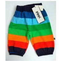 Spodnie, spodenki w paski Bawełniane Pippi R 56, 3F9C-36196