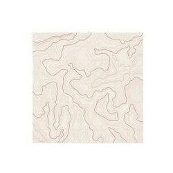 Foto naklejka samoprzylepna 100 x 100 cm - Mapa topograficzna tle, fotako