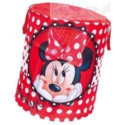 Kosz na zabawki okrągły Myszka Mini Minnie Mouse - sprawdź w wybranym sklepie