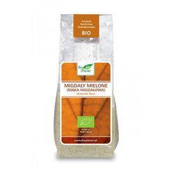 Migdały mielone (mąka migdałowa) bio 100 g -  wyprodukowany przez Bio planet