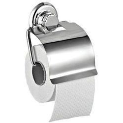 uchwyt na papier toaletowy, montaż bez wiercenia marki Compactor