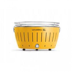 Lotusgrill Grill 29x47x47cm żółty