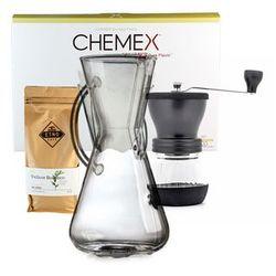ZESTAW PROMOCYJNY CHEMEX DRIPPER CM-1GH + akcesoria