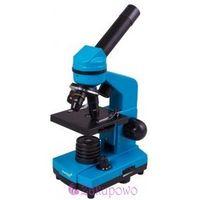 Mikroskop Levenhuk Rainbow 2L Azure\Błękitny #M1