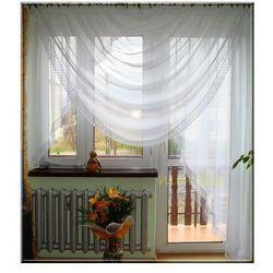 78 - nowa firanka na balkon - gipiura + woda marki Marola