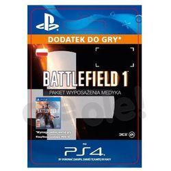 Battlefield 1 - pakiet wyposażenia medyka [kod aktywacyjny] wyprodukowany przez Sony