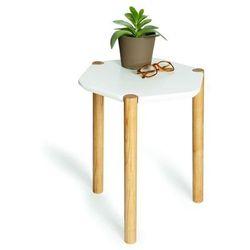 Stolik lexy - naturalny ||biały marki Umbra