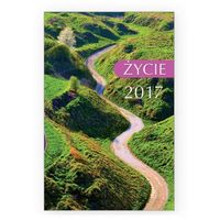 Kalendarz 2017 kieszonkowy Życie (droga) (5907564020565)