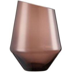 Schott zwiesel - diamonds wazon średni smoky brown
