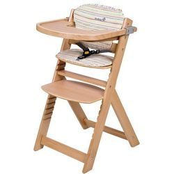 Safety 1st, Timba, Red Dot, krzesełko do karmienia z wkładką, naturalne, kup u jednego z partnerów