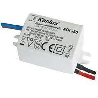 Kanlux 1440 - Transformator elektryczny ADI 350 3W (5905339014405)
