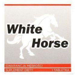 White Horse - suplement diety (1 tabletka) - produkt z kategorii- Potencja - erekcja