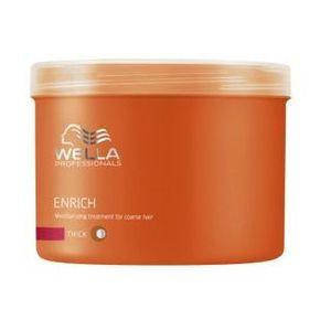 Wella Enrich Moisturising - maska nawilżająca do włosów grubych 500ml (4015600122560)