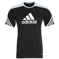 adidas Performance SERENO 14 Koszulka treningowa black/silver (4054065147107)