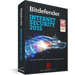 internet security 2015 - 5pc wyprodukowany przez Bitdefender