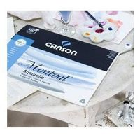 montval® blok akwarelowy 18x25/12 fin marki Canson