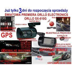 SX-610G marki Orllo z kategorii: rejestratory samochodowe