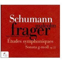 Schumann: Etiudy Symfoniczne, Sonata G - Moll Op. 22 (5907690736286)