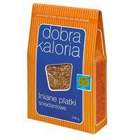 Płatki Śniadaniowe Lniane Dobra Kaloria 200g (płatki, musli, otręby)