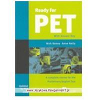 Ready for PET Student's Book (podręcznik) without Answer Key, oprawa miękka