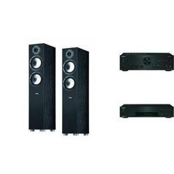 ONKYO A-9030 + T-4030 + CANTON GLE476 - wieża, zestaw hifi - zmontuj tanio swój zestaw na stronie - produkt z kategorii- Zestawy Hi-Fi