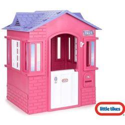 LT Domek Stylowy Cottage Różowy (0050743637902)