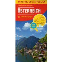 Marco Polo Mapa Samochodowa Austria 1:300 000 Zoom