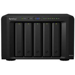 diskstation 5-bay (diskless) network attached storage (nas) ds1515+ od producenta Synology
